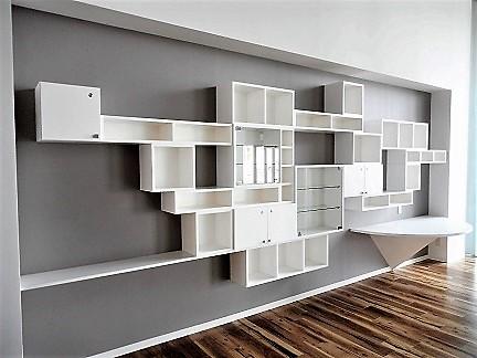施設家具 壁面収納 飾り棚