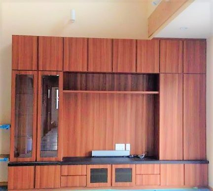 リビング収納 TVボード 壁面収納